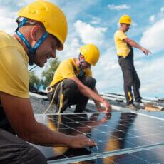 Знакомимся солнечными электростанциями (СЭС)